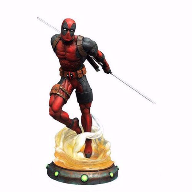 "תמונה של Deadpool  9"" PVC Figure - פסל דדפול"