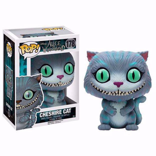 Funko Pop - Cheshire Cat (Alice In Wonderland) 178 בובת פופ קיפ