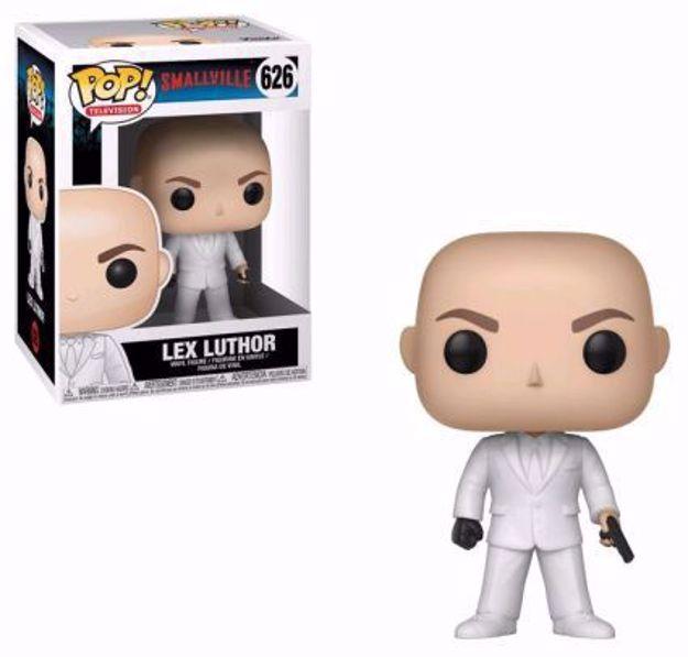 Funko Pop - Lex Luthor (Smallville) 626 בובת פופ סופרמן לקס לותר