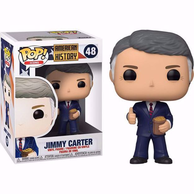Funko Pop - Jimmy Crater (American History) 48  בובת פופ