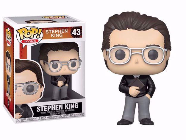 Funko Pop - Stephen King (Stephen King) 43  בובת פופ