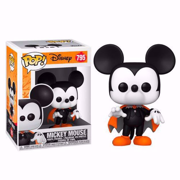 Funko Pop -  MIickey Mouse (Disney) 795  בובת מיקי מאוס