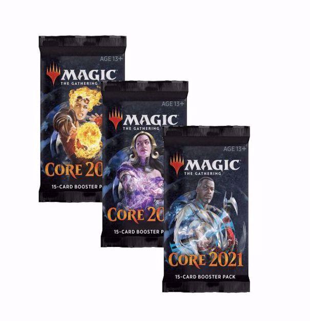 חפיסת קלפי מג'יק  Magic: The Gathering Core 2021 Booster Pack