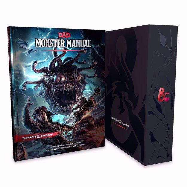 מדריך המפלצות למבוכים ודרקונים Dungeons & Dragons Monster Manual