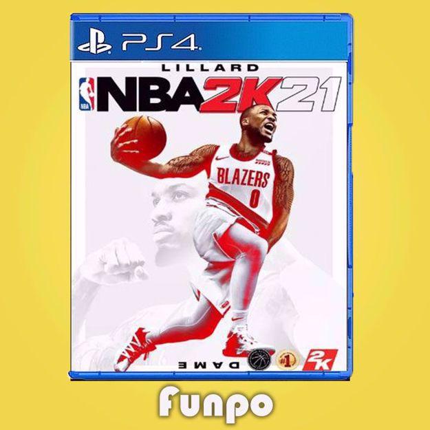 NBA 2K21 Standart Edition PS4