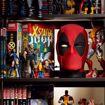 Marvel Legends Deadpool's Head Premium ראש דדפול פרימיום