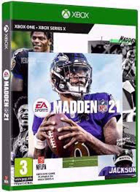 Madden NFL 21 Xbox one פוטבול לאקסבוקס