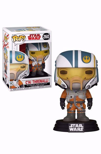 Funko Pop - C'ai Threnalli (Star wars) 260 בובת פופ  מלחמת הכוכבים