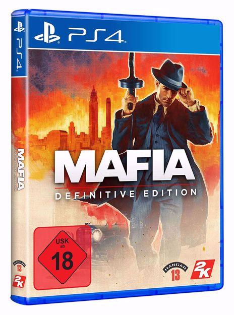 Mafia: Definivite Edition PS4 מאפיה לסוני 4