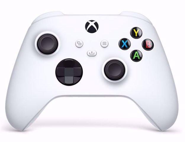 Xbox Series X/S Wireless Controller שלט אלחוטי לאקסבוקס סרייס לבן
