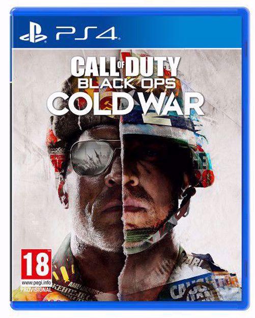 Call Of Duty: Black Ops Cold War PS4  הזמנה מוקדמת