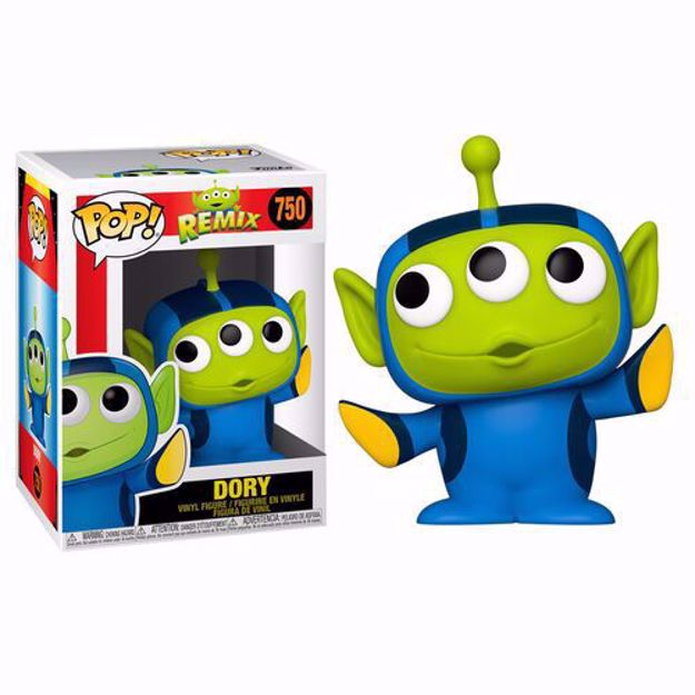 Funko Pop - Alien Dory  (Alien Remix) 750  בובת פופ דורי