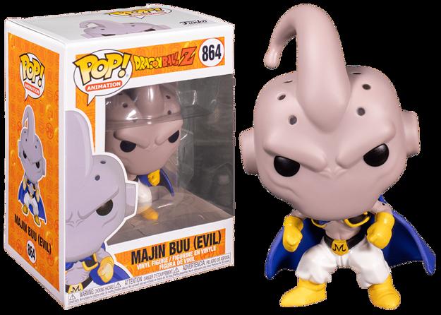 Funko Pop - Majin Buu Evil (Dragon Ball) 864  בובת פופ  דרגון בול