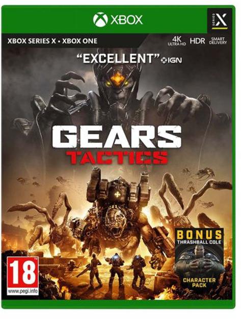 Gears Tactcs Xbox