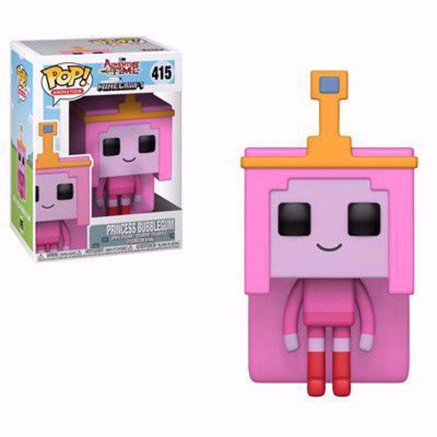 Funko Pop - Princes Bubblegum (Adventure Time) 415 בובת פופ הנסיכה מסטיק