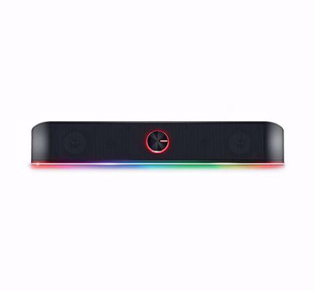 מקרן קול גיימינג DRAGON סאונדבר למחשב דגם RGB GAMING SOUNDBAR