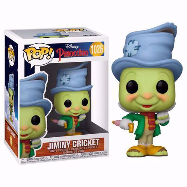 Funko Pop - Jimini Cricket (Pinocchio ) 1026 בובת פופ פינוקיו