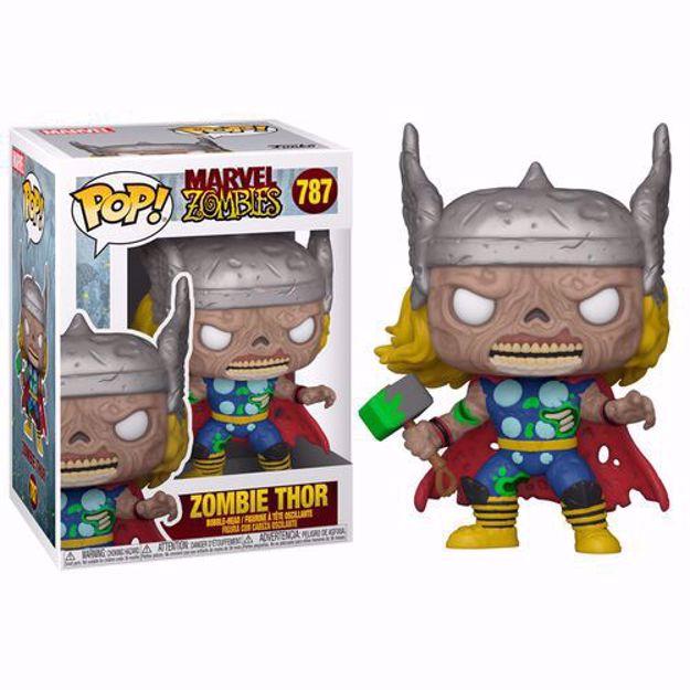 Funko Pop - Zombie Thor (Marvel) 787 בובת פופ תור