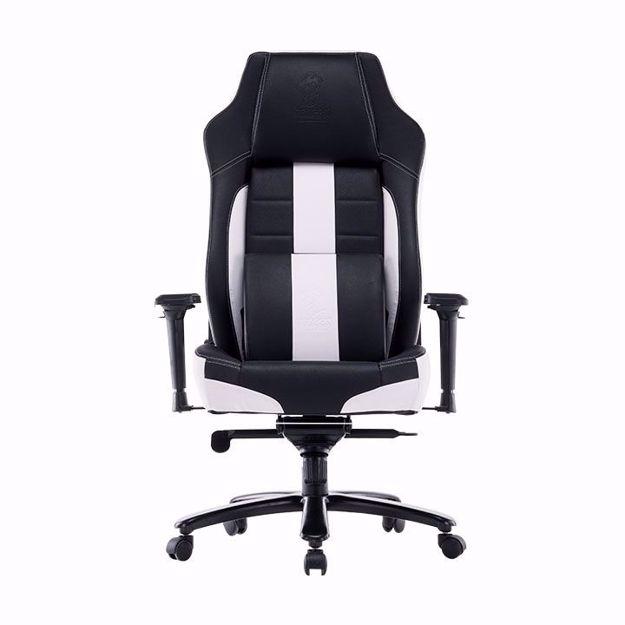 כסא גיימינג/עבודה  Dragon Super Tanker שחור /לבן