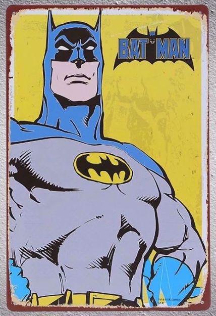 תמונת פח באטמן