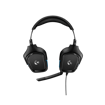 Logitech G432 7.1 Gaming Headset אזניות גיימינג