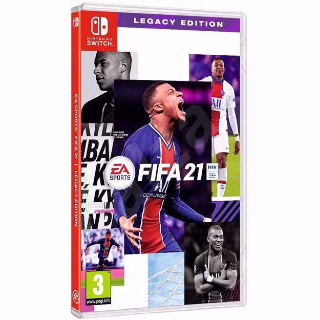 Fifa 21  Legacy Nintendo Switch פיפא 21 נינטנדו סוויץ