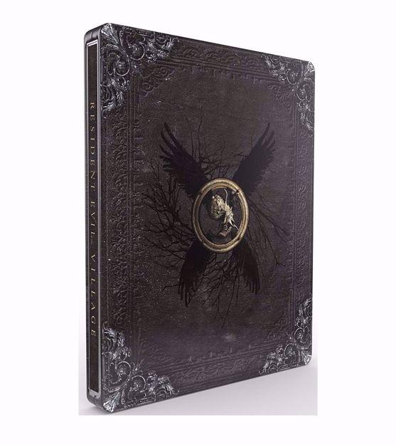 Resident Evil : Village Steelbook Edition PS4 רזידנט אויל : הכפר לסוני 4