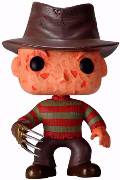 Funko Pop - freddy krueger (Nightmare On Elm Street) 02 בובת פופ פרדי קרוגר