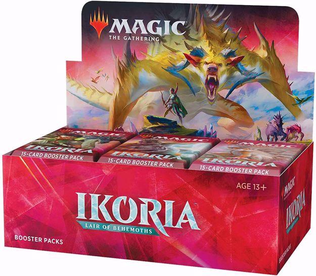 חפיסת קלפי מג'יק  Magic: The Gathering Ikoria Booster Pack