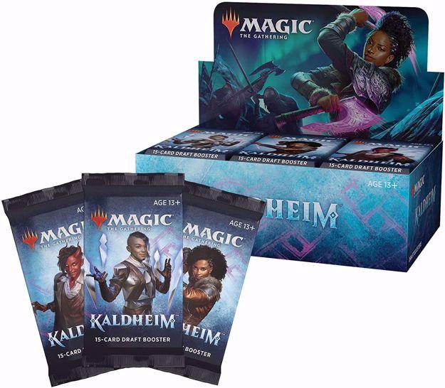 חפיסת קלפי מג'יק  Magic: The Gathering Kaldheim Draft Booster Pack