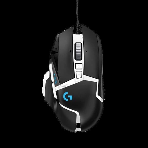 עכבר גיימינג חוטי דגם  Logitech G502 HERO SE