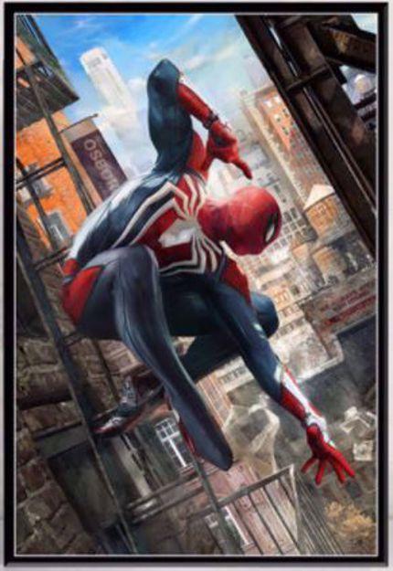 פוסטר קנבס ספיידרמן Spiderman Canvas
