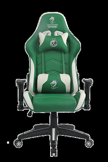 כסא גיימינג מדגם OLYMPUS גרסת מכבי חיפה